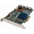 SAS/SATA 16-port 6G H/W RAID controller (512Mb cache)